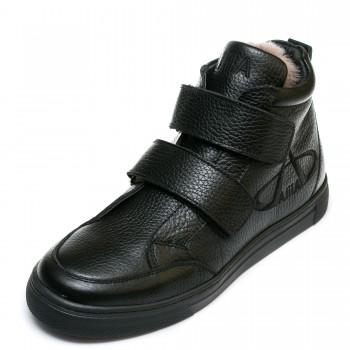 Ботинки зима AlilA Z345PP(37-40) черные 2 лип