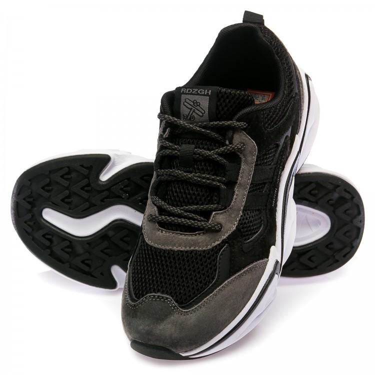Кроссовки RDZGH чёрные для мальчика