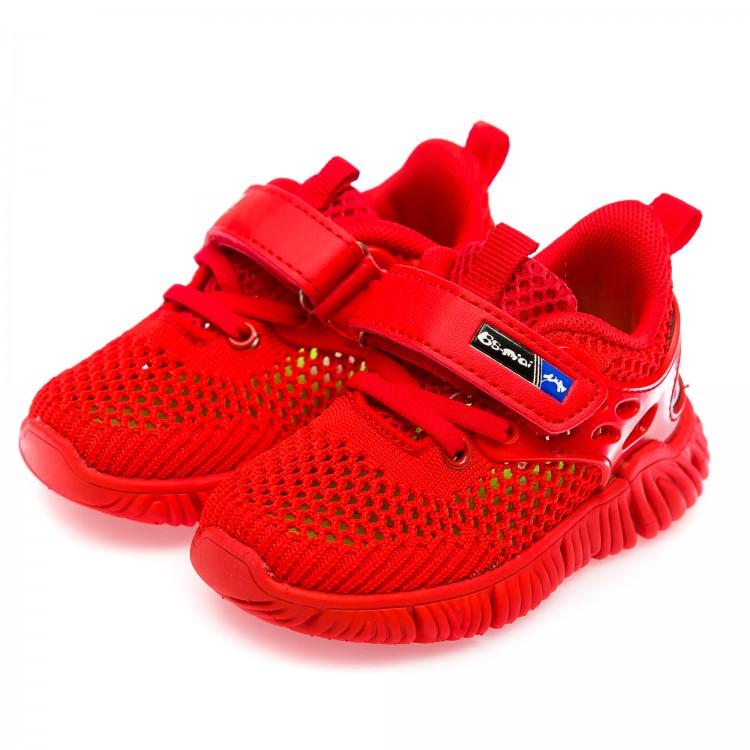 Кроссовки BB Miqi F307922265(22-26) красные