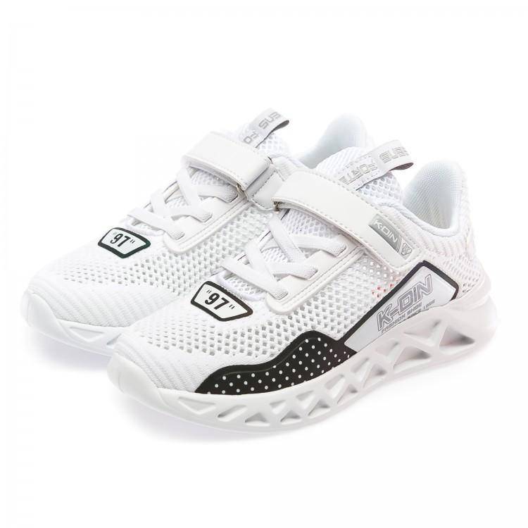 Кроссовки RDZGH 520240(33-39) белые