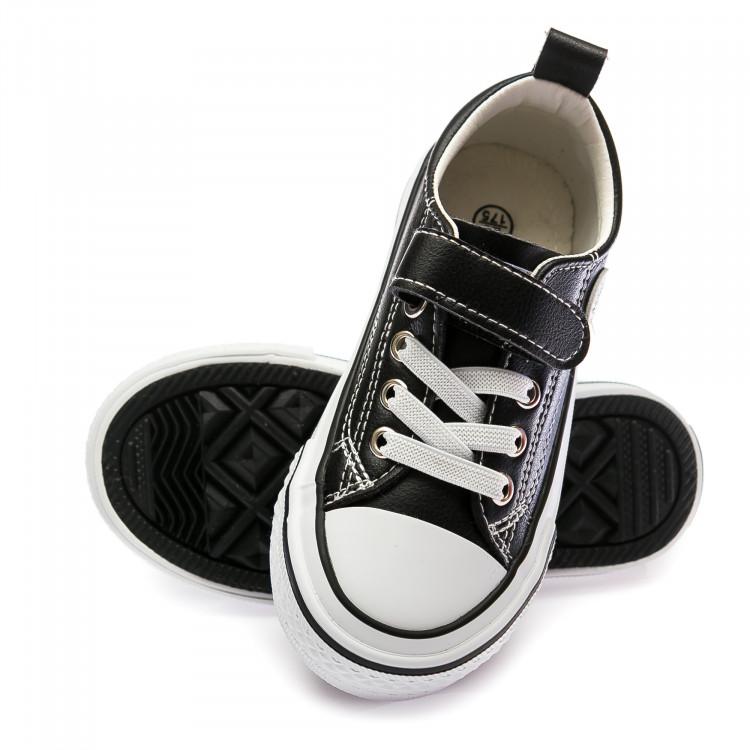 Кеды Fashion S8795(25-30) черные