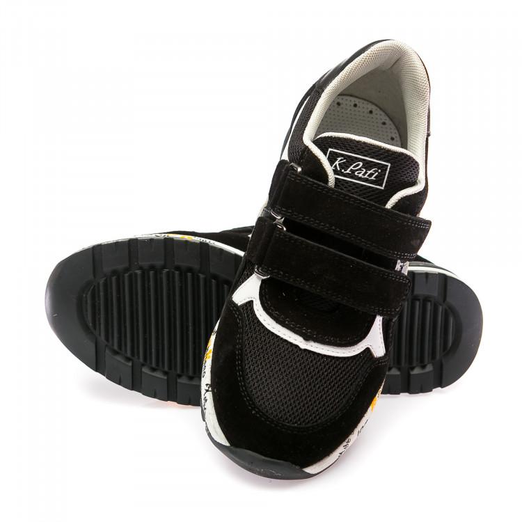 Кроссовки K.Pafi 20620(15) (31-36) черные