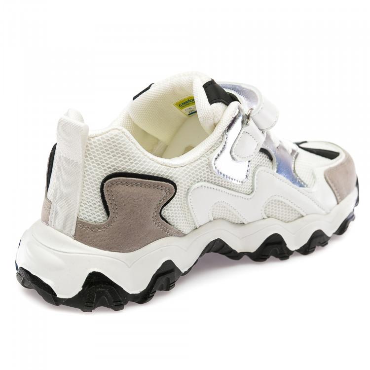 Кроссовки Caslon K208006(38-41) белые