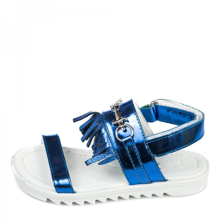 Босоножки Minibel синие
