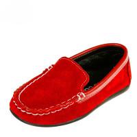 Мокасины Minibel 23B309 -3 RC красные (22-25)